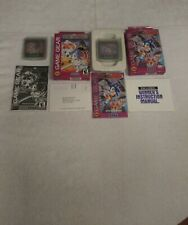 2 SEGA GAME GEAR SONIC THE HEDGEHOG CHAOS & SPINBALL GAMES COMPLETE IN BOX