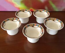 Villeroy & Boch // Set Of Five Egg Cups // Messalina // Bone China // Germany