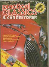 "Classics Cars, 1980s Magazines"""