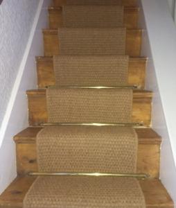 Crucial Trading Coir Panama Stair Runner