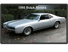 1966 Buick Riviera  Auto Refrigerator / Tool Box  Magnet