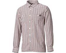 Camisas y polos de hombre de manga larga marrón Dickies
