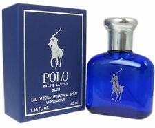 POLO RALPH LAUREN BLUE MEN EAU DE TOILETTE 40ML/1.36OZ PERFUME SPRAY. NEW IN BOX