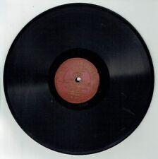 78T 27cm HAMLET Disque Orchestre GARDE REPUBLICAINE G. PARES -PERFECTAPHONE 2039