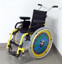 Starr-Rahmen Rollstuhl Sopur Argon IC / Sitzbreite 34 cm (nicht faltbar)