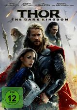 Thor - The Dark Kingdom (Chris Hemsworth - Natalie Portman) Teil 2   | DVD | 040