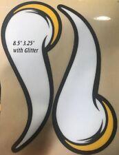Vikings Xl F/S-Football Helmet Decal Set