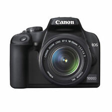 Canon SLR Film Camera with Lens