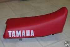 Yamaha YZ125 YZ250 YZ490 replacement seat cover 1986-90