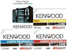 NUOVE MAGNETIZZATE GOLDEN 465 466 + PR 261 KENWOOD STEREO DA 2 - 5 E 10.000£