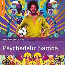 The Rough Guide To Psychedelic Samba - Various (NEW CD)
