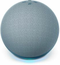 Amazon Echo Dot Blue 4th Gen & Sengled Multicolored Smart Bulb Bundle Brand New