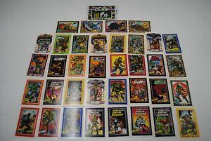 Gi Joe Trading Card Set Ventilador Arte Exclusiva Cobra