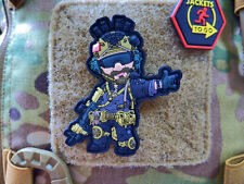 Airsoft Anatomy Operator Patch / 3D Rubber Patch by Hiwez