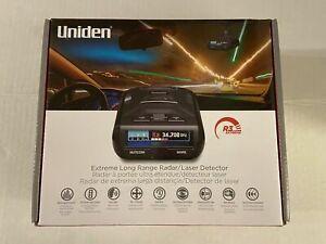 UNIDEN R3 EXTREME LONG RANGE Laser/Radar Detector