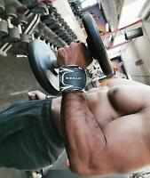 EMRAH HEAVY DUTY'' Weight Lifting Crossfit Bodybuilding Wrist Wraps Gym Straps