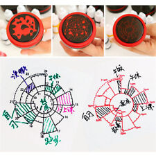 12/24H Chronodex Diy Time Stamps Planner Omnipotent Time Axis Stamper for Diary