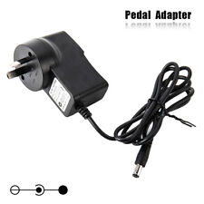 AU Guitar Pedal Power Supply Adapter DC 9V 1A for DOD DUNLOP BOSS DIGITECH 000