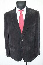 Mens 'STOCKMANN' Black Corduroy Jacket Blazer Size EUR 50 UK 40''