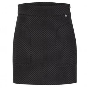 NWT Golfino Ladies Performance Trend Black Print 4 6 8 10 12 Skort 3363025 890