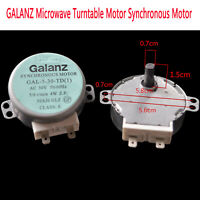 30V 4W Turntable Synchronous Motor GAL-5-30-TD for GALANZ Microwave Sets Parts