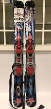 SALOMON L99.9 Funkadillyo Spaceframe Snowblades Short Skis w/ Bindings Straps