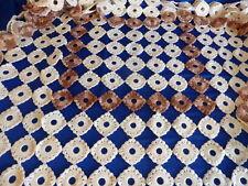 Antike rechteckige Tischdecken aus Baumwolle