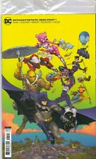 Sealed BATMAN FORTNITE ZERO POINT #1 1STPRINT B KENNETH VAR With Fortnite code