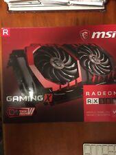 MSI Radeon RX 580 Gaming X 8gb 256-bit GDDR5