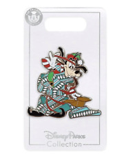 Disney Parks Elf Helper Goofy Wrapping Paper Christmas 2020 Pin Holiday