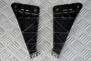 Infiniti Q30 pair of rear bumper brackets / holders A1568850714 + A1568850814