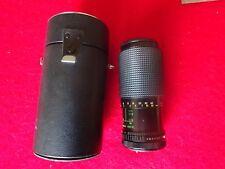 Zoom Multicoated Camera Lens Sears Model 202 737030 Korea 80-200 mm f/1:4