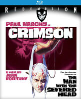 Crimson (Aka the Man With the Severed Head) [New Blu-ray] Bonus Featur