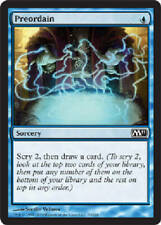 PREORDAIN X4 4 4X Magic 2011 MTG Magic the Gathering DJMagic