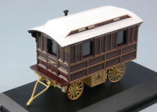 Showmans Living Wagon Caravan 1:76 Model OXFORD