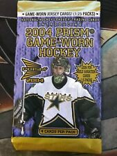 NHL 2004 PRISM Factory Sealed BOOSTER Pack | 1 PACK | RARE