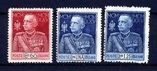 ITALIA - Regno - 1925 - Giubileo del Re (25° anno di Regno) - Tipo Pameggiani -