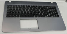 """90NB0CG3-R32US0 ASUS PALMREST TOP COVER K/B US MODULE/AS SILVER X541UV-1A """"NEW"""""""