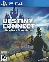 Destiny Connect: Tick-Tock Travelers for PlayStation 4 [New Video Game] PS 4