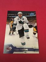 Logan Couture  Sharks  2016-2017 Upper Deck #152