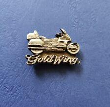 Honda Goldwing - Pin - | zum anschr. - Motorrad Miniatur
