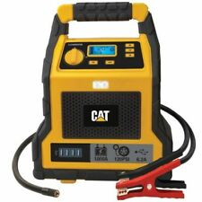 CAT CJ1000CP 1000 Peak Amp Professional Jump Starter and Compressor