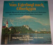VOM EGERLAND NACH OBERKRAIN - 2 LP - Vinyl - 1976 - 27785-5