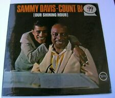 Our Shining Hour Sammy Davis Jr. Count Basie LP, Quincy Jones, arr.