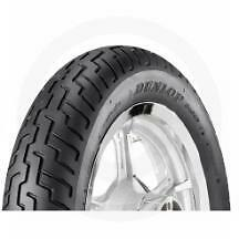 Dunlop D404 Front 100/90-19 Blackwall Motorcycle Tire
