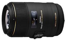 Sigma 105mm f/2.8 OS HSM DG EX Lens fits Nikon F-Mount Digital Cameras DSLRs