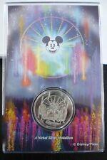 Disney Coin DLR World Of Color Commemorative 2011 New