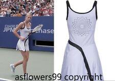Nwt New NIKE Sharapova PRETTY Women tennis Dress S M L Small Medium Large skirt