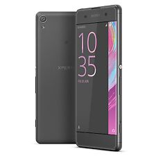 Sony Xperia XA Ultra F3213 16GB Graphite Black 21MP GSM Unlocked AT&T T-Mobile A