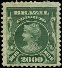 Brazil Scott #186 Mint
